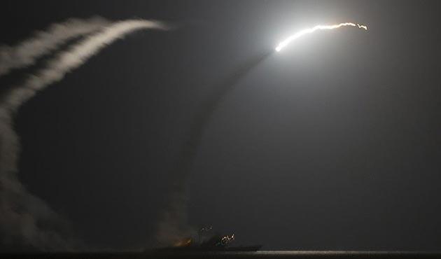 Rusya: Suriye'ye atılan 103 güdümlü füzeden 71'i engellendi