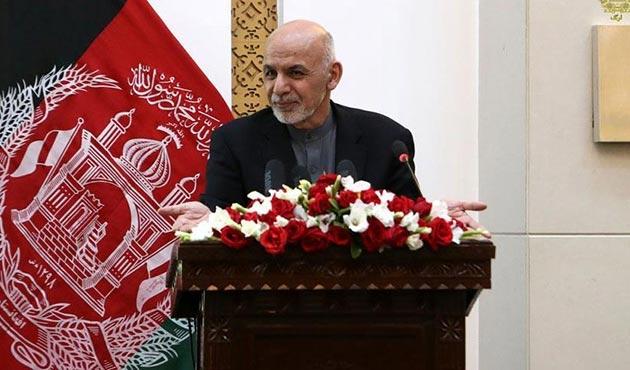 Afganistan Devlet Başkanı Gani, Taliban'a teklifini yineledi