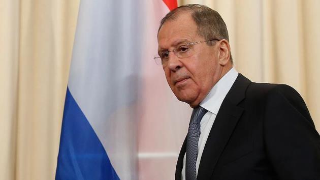 Lavrov'a göre operasyonun gerekçesi komik