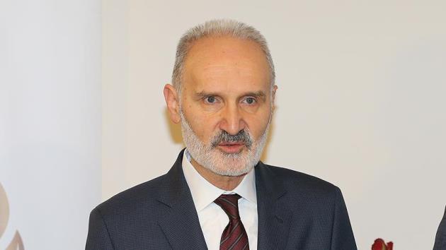 Şekib Avdagiç İTO'nun yeni başkanı seçildi
