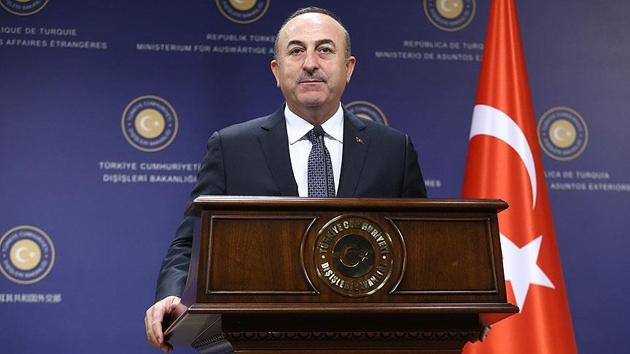 Çavuşoğlu: Yunan bakanın şımarıklığı iki ülke ilişkilerini bozmamalı
