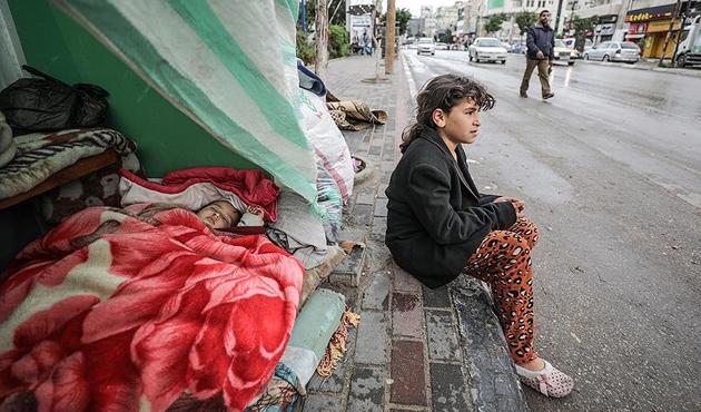 İsrail ablukasındaki Gazze'de yoksulluk alarmı | GRAFİK