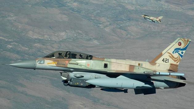 İsrailli yetkiliden 'Suriye'de saldırı' itirafı