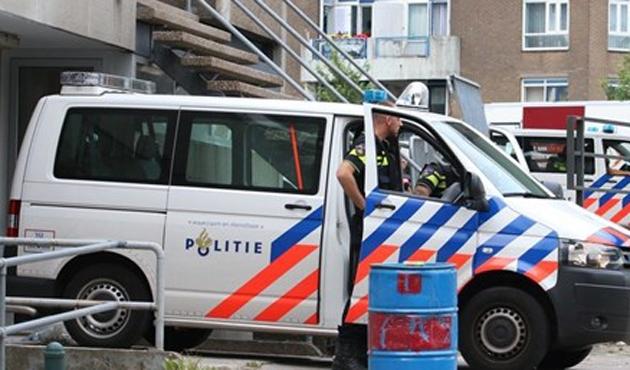 Rotterdam'daki Türk konsolosluğuna saldırı planlayan 4 kişi yakalandı
