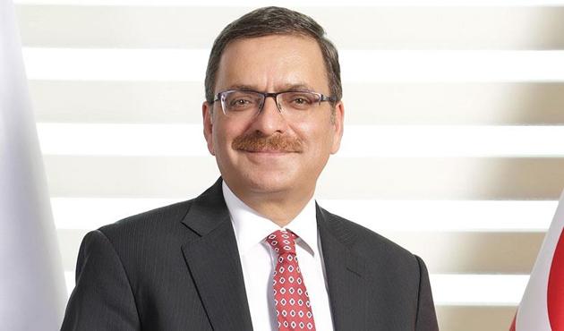 SPK'nin yeni Başkanı Ali Fuat Taşkesenlioğlu