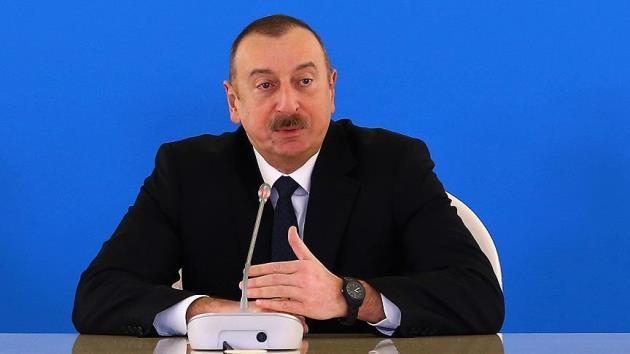 Aliyev ilk resmi ziyaretini Türkiye'ye yapacak