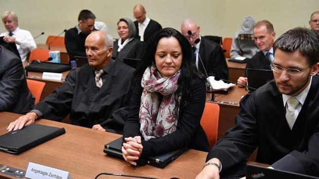 NSU davasında 419. duruşma görüldü