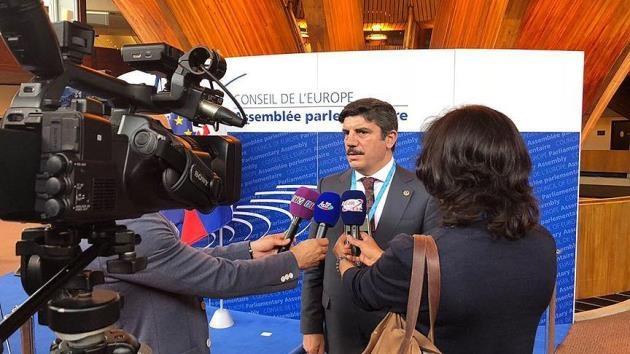 Aktay'dan Avrupa Konseyi'ne Salih Müslim tepkisi