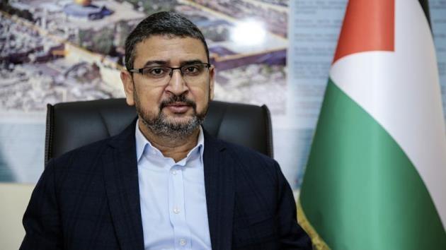 Ramallah'taki Gazze gösterisine Hamas'tan övgü