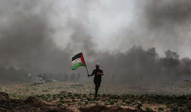 İsrail'in işlediği savaş suçları UCM'ye taşınıyor