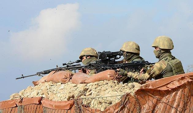 Hakkari'deki operasyonlarda 4 PKK'lı etkisiz hale getirildi
