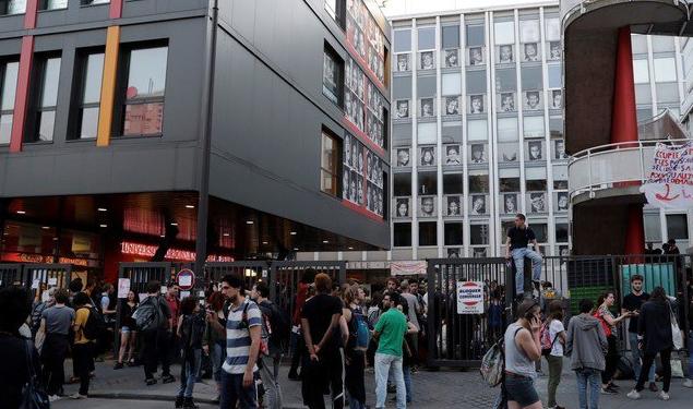 Fransa'da bir üniversite daha tahliye edildi
