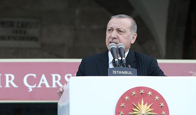 Erdoğan'dan muhalefete zor soru: Siz millete ne vadediyorsunuz