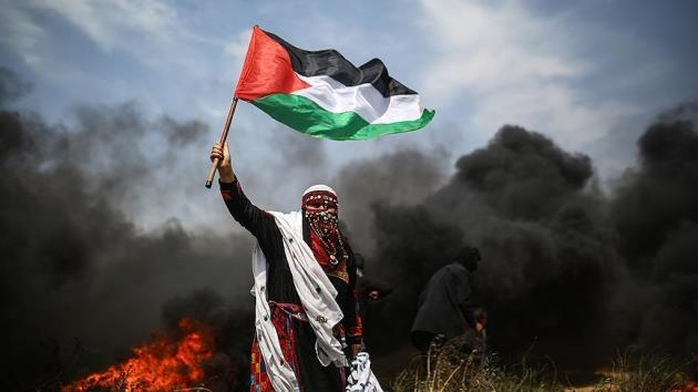 İsrail askerleri 8 bin Filistinliyi yaraladı