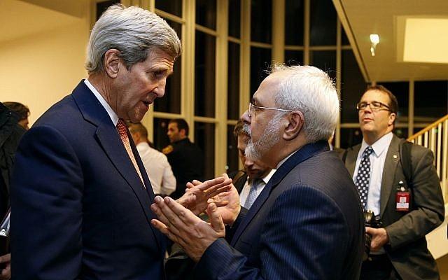 Kerry'den İran ile 'gölge diplomasisi'