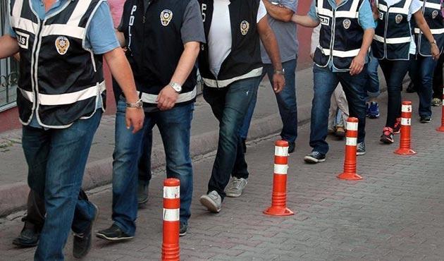 FETÖ'nün hücre evlerine operasyonda 72 gözaltı