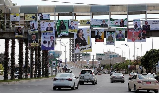 Irak'ta DEAŞ sonrası ilk genel seçimler yarın