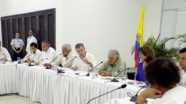 Kolombiya ile ELN bu kez Küba'da masaya oturacak