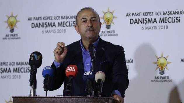 Bakan Çavuşoğlu'ndan küresel sistem eleştirisi