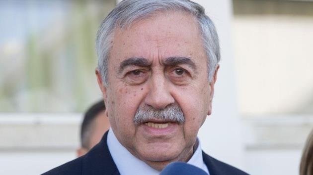 Akıncı: Türkiye'nin dışlanması asla gündemde yok