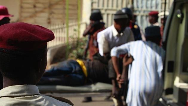 Nijerya'da sivillere ateş açıldı: 45 ölü
