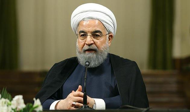 Ruhani: ABD pişman olacaktır