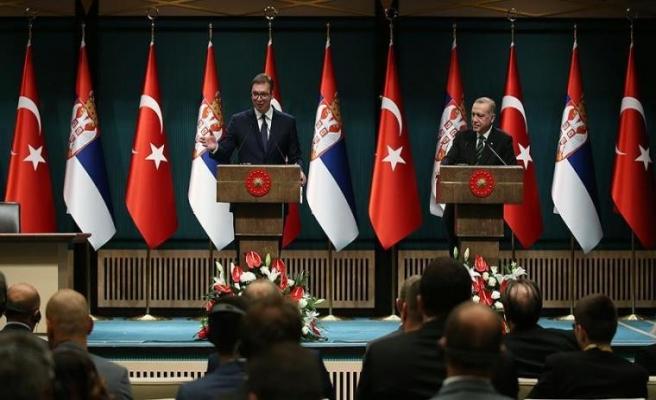 'Türkiye Balkanlar'daki en güçlü ülke'