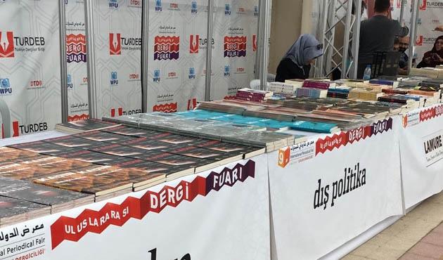 '9. Uluslararası Dergi Fuarı' açıldı
