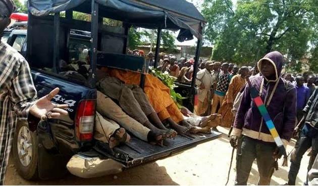 Nijerya'daki saldırıda ölü sayısı 58'e yükseldi