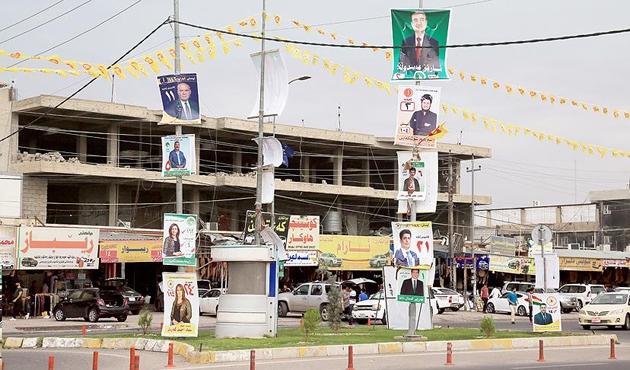 Irak'ta '40 bin Kerküklüye seçmen kartı verilmedi' iddiası