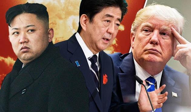 Japonya'nın Kuzey Kore yaptırımlarına desteğine eleştiri