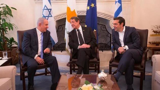 'Doğu Akdeniz Doğalgaz Boru Hattı Projesi 2018'de imzalanacak'
