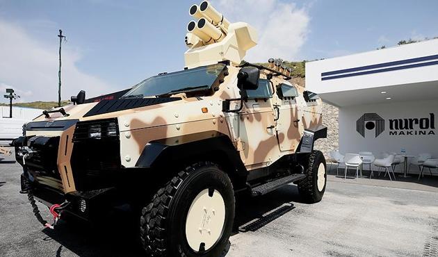 Türk savunmasının en yeni zırhlısının ismi 'Yörük' oldu