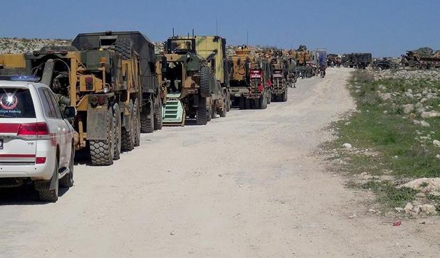 TSK'dan İdlib'de 10'uncu gözlem noktası