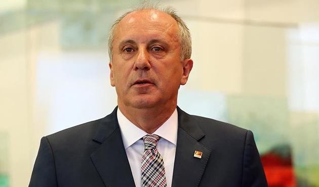 Muharrem İnce'den Erdoğan'a: Dik dur eğilme