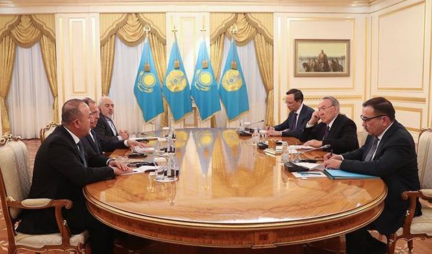 Astana'daki Suriye görüşmelerinde yeni tarih belli oldu
