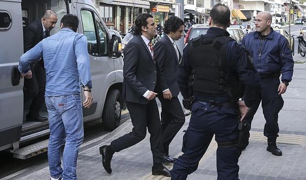 Yunan hükümetinden darbeciye verilen iltica için iptal başvurusu