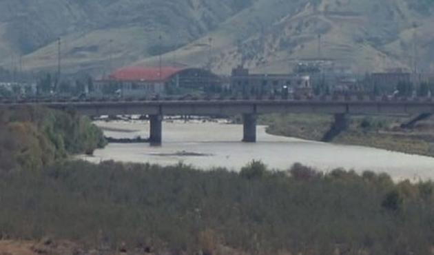 Habur'da üçüncü köprü hizmete açıldı