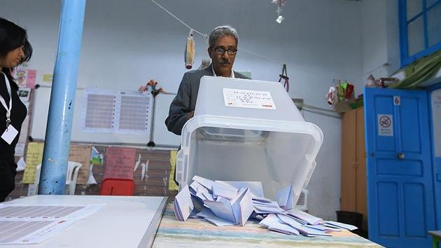 Tunus'taki yerel seçimlerde 'bağımsızlar' birinci