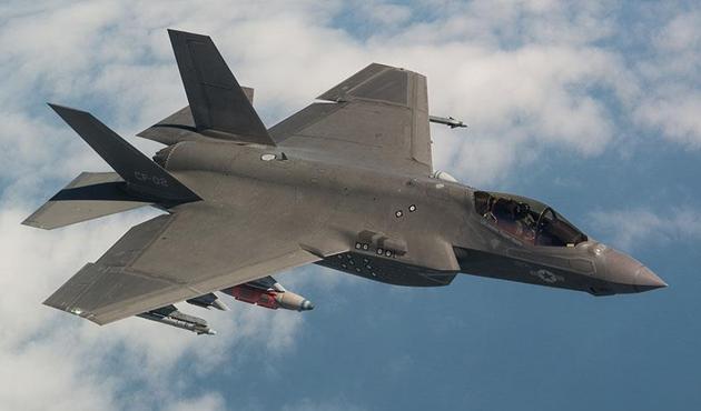 Türk F-35'lerin konuşlanacağı yer belli oldu