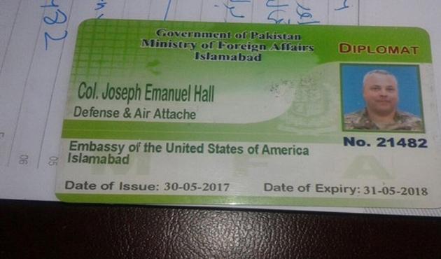 Pakistan'dan Amerikalı diplomatlara seyahat sınırlaması