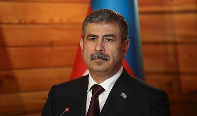 Azerbaycan'dan Ermenistan'a 'Ordumuz hazır' mesajı