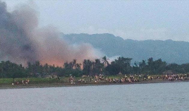 Myanmar'da çatışmalar: 15 ölü