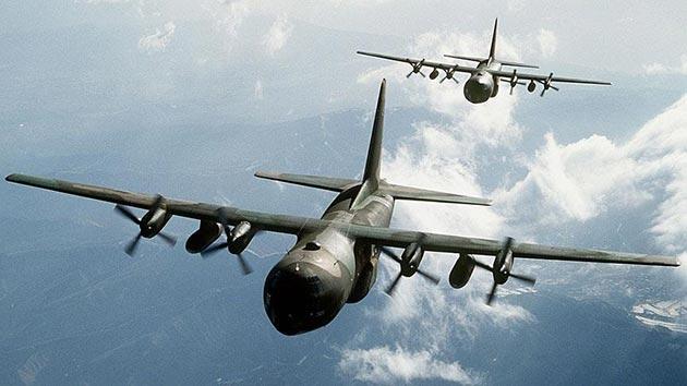 ABD jetleri Rus bombardıman uçakları için havalandı
