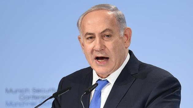 Netenyahu'dan Kudüs açıklaması