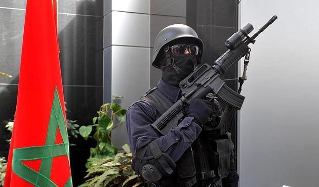 Fas'ta eş zamanlı DEAŞ operasyonu