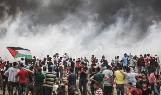 #Israel70 hashtagine karşı Filistinlilerden #Nakba70 hamlesi