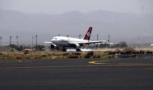 Yemen hükümeti, Sana Havalimanı'nı hastalar için açacak