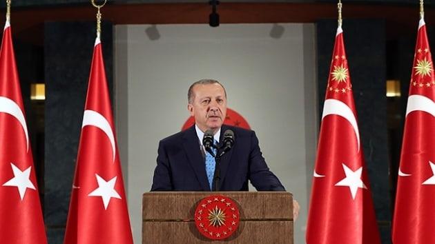 Erdoğan cuma günü Yenikapı'ya çağırdı