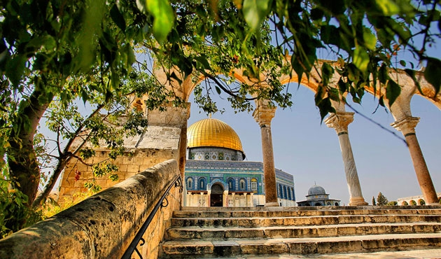 Paylaşılamayan Kudüs